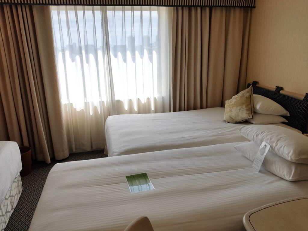 オリエンタルホテル東京ベイ ベッド