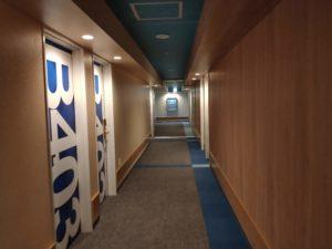 ラ・ジェント・ホテル東京ベイ ホテル廊下
