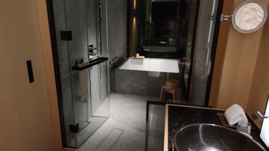 夜のお風呂