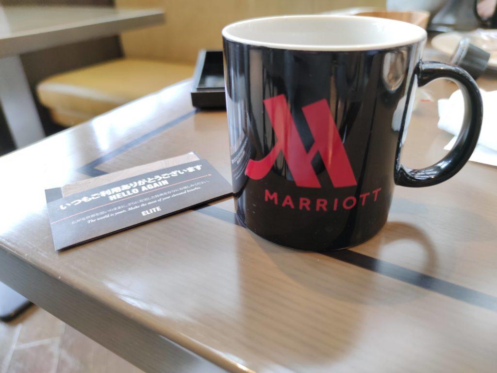 マリオットマグカップ