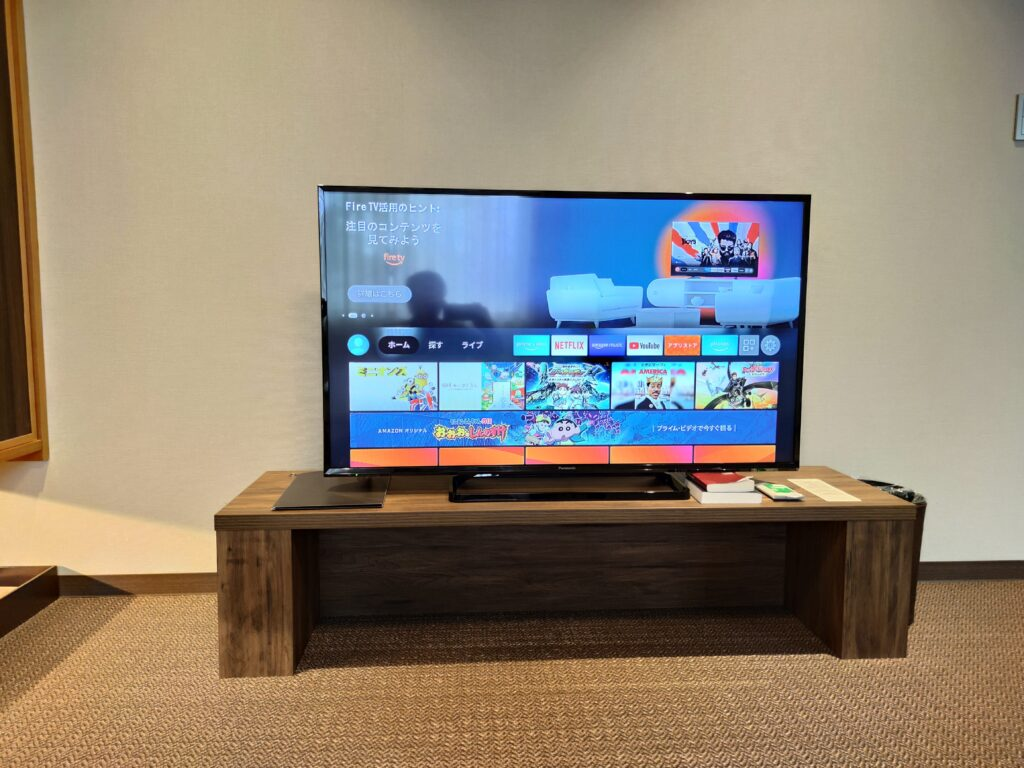 大画面TV
