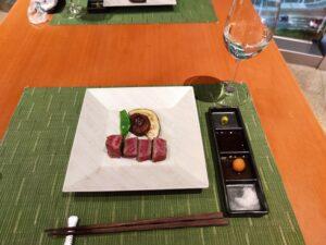 広島牛ステーキ