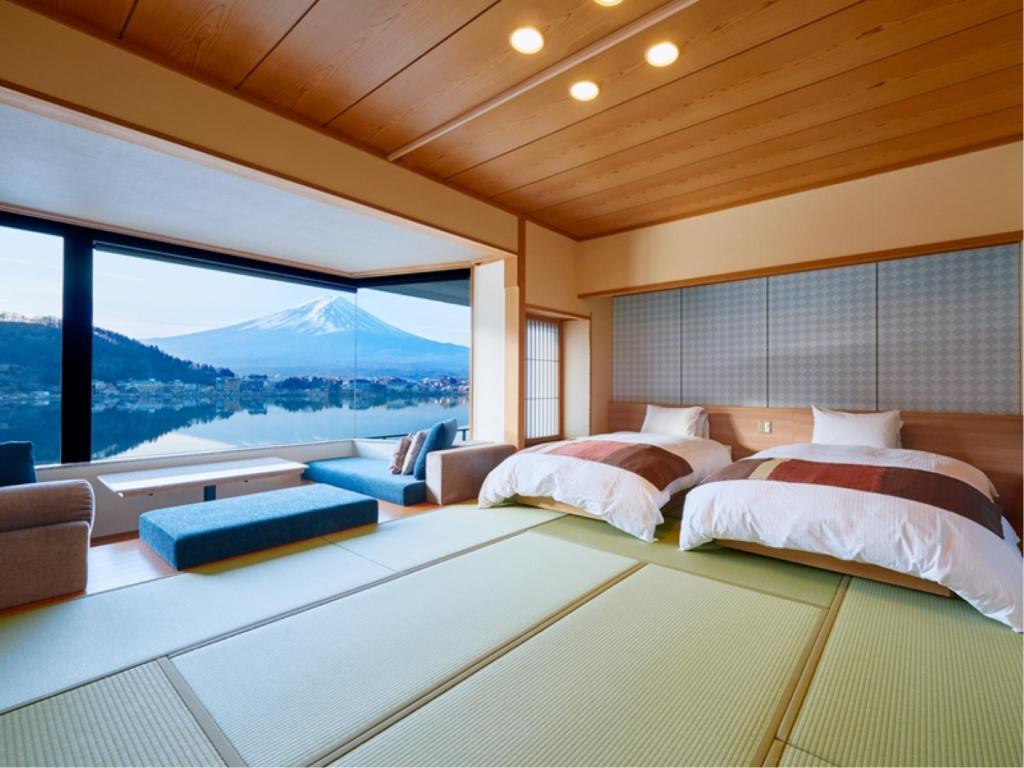 うぶや 富士山が見える部屋