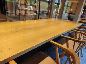 共有テーブル