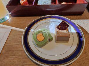 ケーキ2個