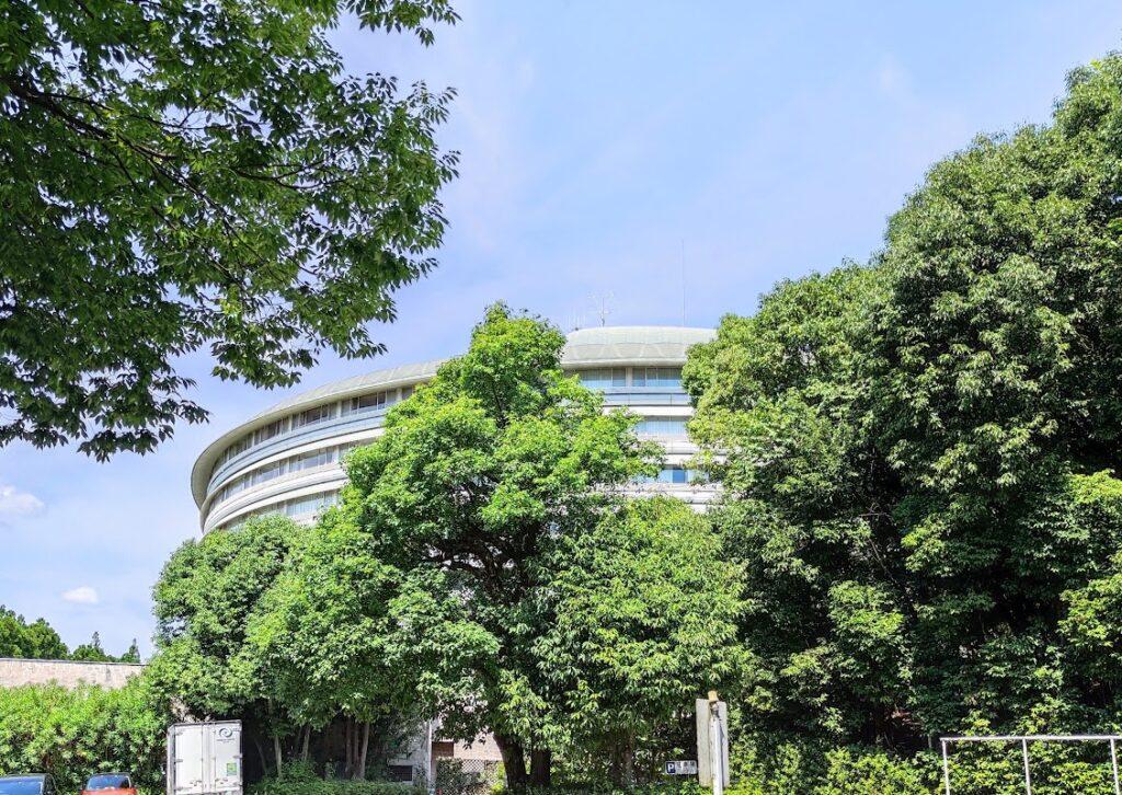 プリンスホテル京都宝ヶ池外観