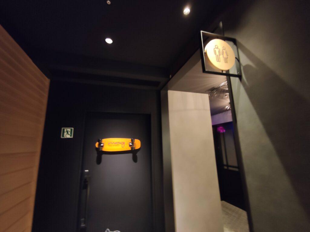 1階共有トイレ