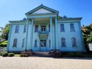 旧北海道庁函館市庁舎
