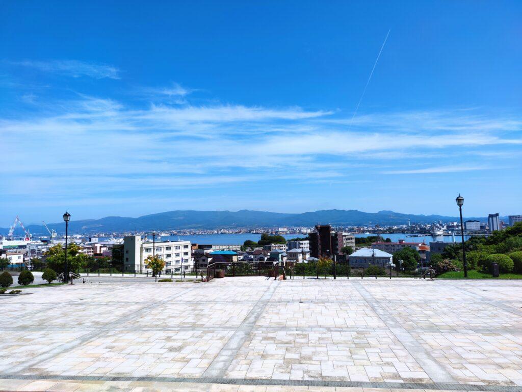 元町公園 函館