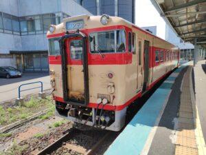 函館駅1番線