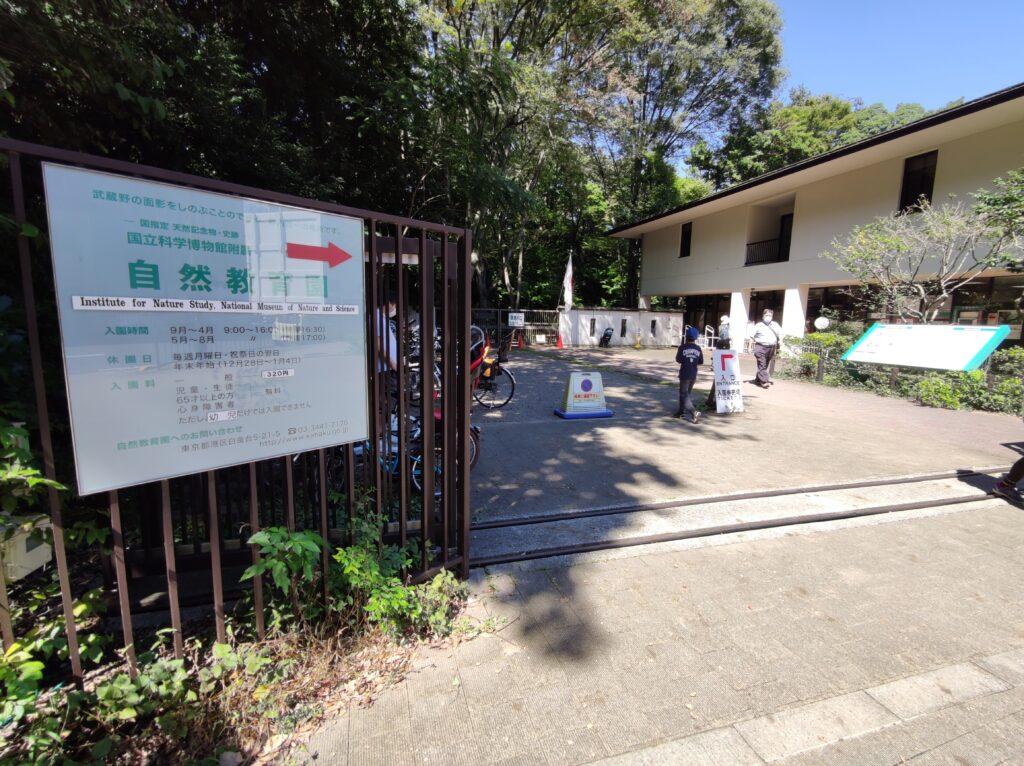 国立博物館附属自然教育園