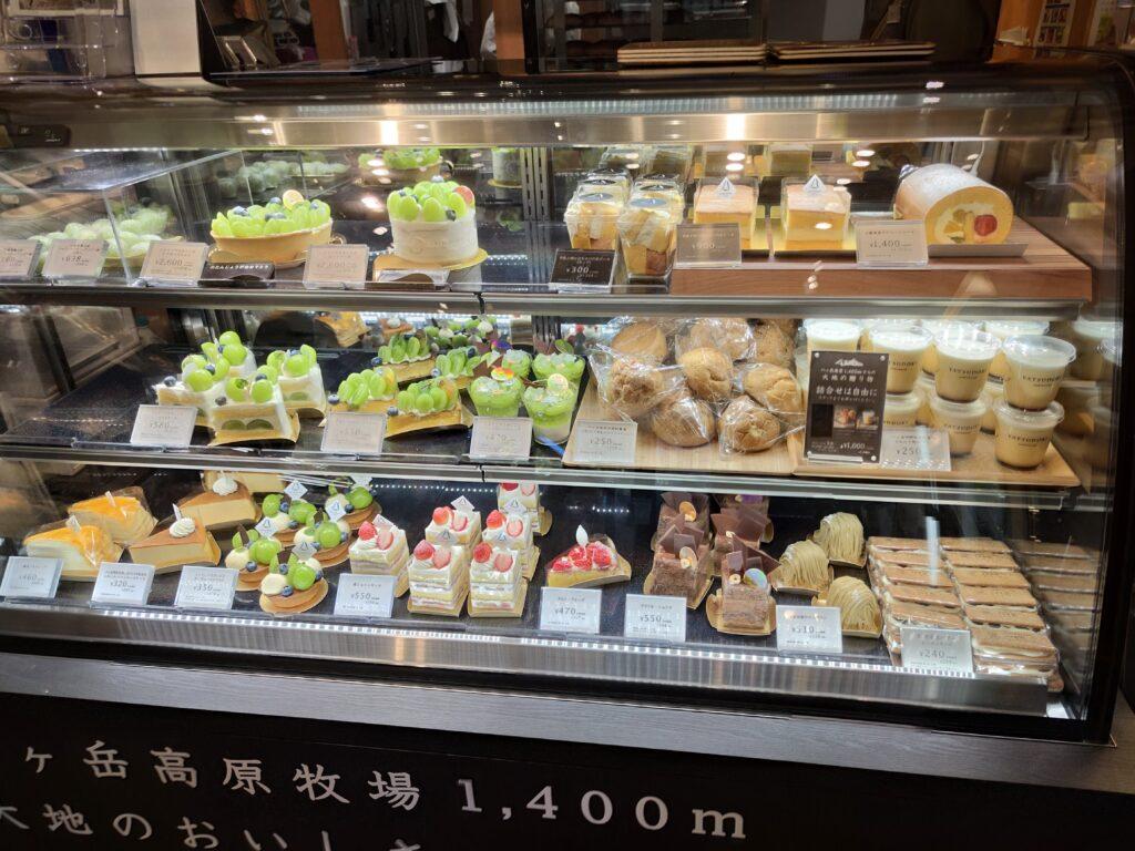YATSUDOKI白金店 店内